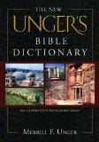 Book Unger's Dict